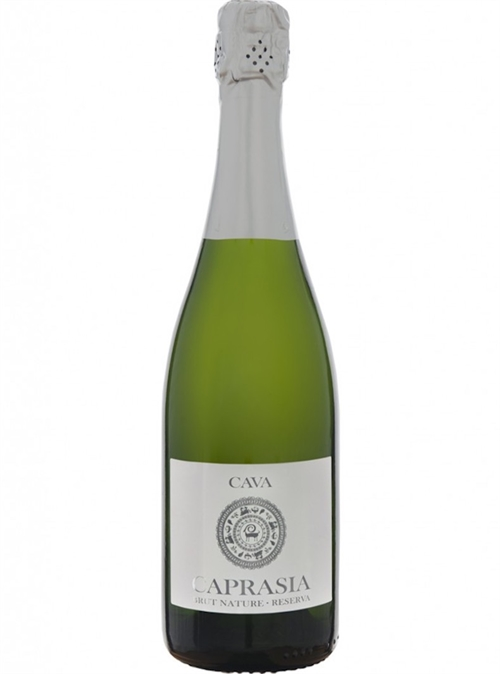 """Caprasia"" Brut Nature Reserva DO Cava ØKO"