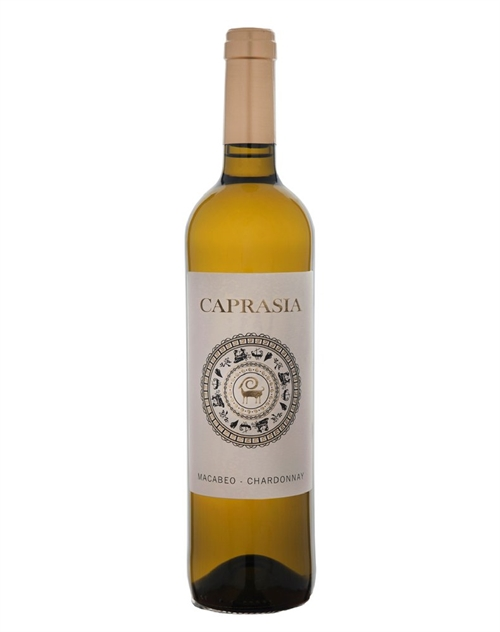 """Caprasia"" Blanco DO Utiel-Requena ØKO"