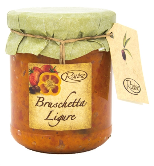Bruschetta Ligure