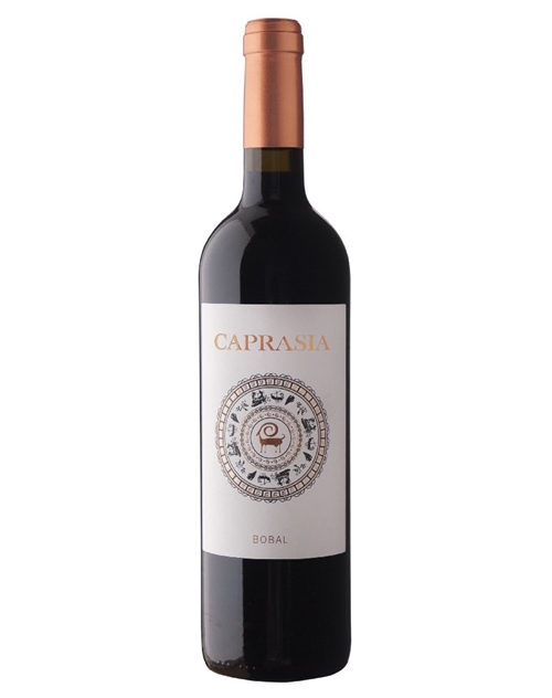 """Caprasia"" Bobal Crianza DO Utiel-Requena ØKO"